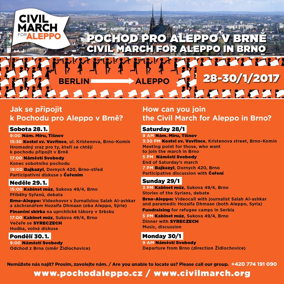 Brno: Events